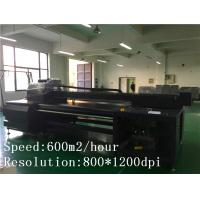 Large Format Fabric Printer For Digital Cloth Printing High Speed 600 m2 / hour
