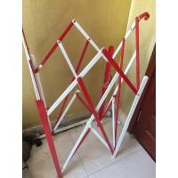 Quality Protecting Construction Metal Fence Accessories Folding Metal Traffic Barrier wholesale
