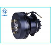China MS02 Radial Piston Slow Speed High Torque Motor For Scavenging Machine on sale