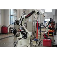 Cheap Gantry - hanging Welding Robotic Arm for Stainless Steel / Aluminum wholesale