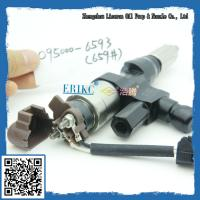 Quality fuel injector jet engine 095000-6591; denso fuel injector kit; fuel injector kit repair wholesale
