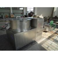 Cheap Horizontal Cylinder Wet Granulation Machine With PLC Touch Screen for sale