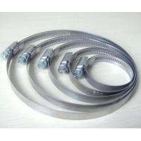 China Germany Type oil/water tube Stainless Steel Hose Clamp on sale
