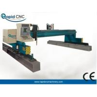 China Heavy duty well welded Gantry moving Plasma cutting machine R2060P for sale on sale