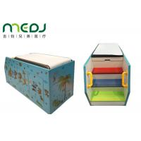 Cheap Immunizations Paediatric Examination Table Cartoon Pattern With Diposable Paper Roll for sale
