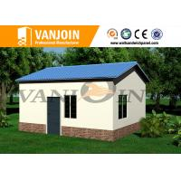 Cheap Fire resistant Steel structure Modern Prefab Houses Home Apartment Installation for sale