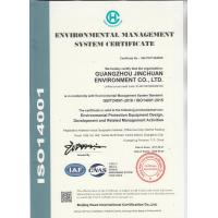 Guangzhou Geemblue Environmental Equipment Co., Ltd. Certifications