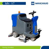 Cheap MN-V7 High quality floor washing cleaning machine electric floor scrubber for sale