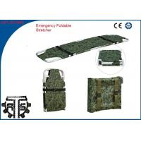 Cheap Foldable Aluminum Transport Stretcher , Military Evacuation Stretchers for sale