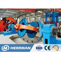 Buy cheap Professional MV LV Cable Lay Up Machine Cage Type Stranding Line Siemens Motor from wholesalers