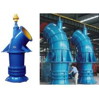 Cheap Anti - Cavitations Single - Stage Vertical Axial Flow Pump For Clear Water, Sewage for sale