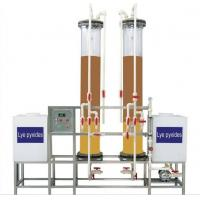 Cheap Ion Exchange Pure Boiler Water Treatment System For Food Hospital Customized Color for sale