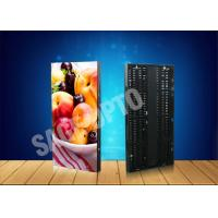 Cheap Aluminum Structure Transparent Glass LED Display Waterproof IP65 Full Color wholesale