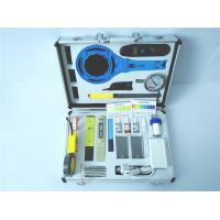 Cheap water quality testing kit with reagent and meter, drinking water test kit for aquaculture for sale