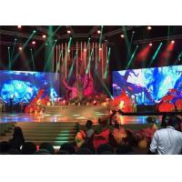 Cheap P3.91 Rental Stage LED Screen Energy Saving Nationstar SMD2121 For Stage Backdrop for sale