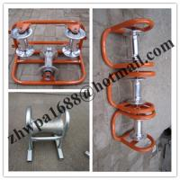Cheap Quotation Nylon Cable Roller, new type Corner roller,SHEAVES AND CABLE ROLLERS for sale
