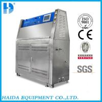 Cheap CE Programmable Accelerated Aging Chamber Accelerated Weathering Tester wholesale