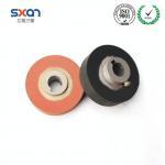Cheap silicone rubber roller,  Silica gel wheel Heat Transfer silicone rubber roller wholesale