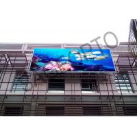 Cheap Giant HD Outdoor Advertising LED Display DIP346 P10 LED Screen Rental wholesale