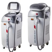 Cheap Pain Free Soprano / Alexandrite Laser Hair Removal Machine 808nm diode Laser for sale