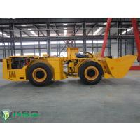 Cheap 2m3 40000kg Capacity Load Haul Dump Truck / Underground Mining Loader for sale