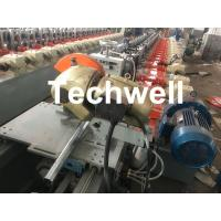 Cheap Custom made Octagonal Aluminum Or Galvanized Steel Tubing Roll Forming Machine With PLC Frequency Control for sale