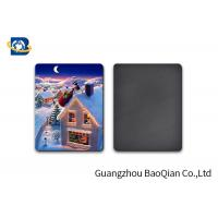 Cheap Customized Children Fridge Magnets , Promotional Gifts 3D Lenticular Photo Printing for sale