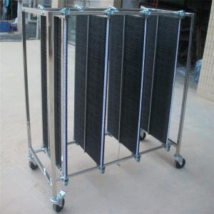 China ESD Circulation PCB Chrome Plated Esd Storage Racks on sale