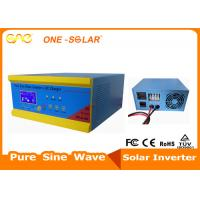 Cheap 600W Low Frequency Solar Power Converter 50/ 60hz Single Phase High Efficiency wholesale