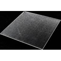 China Orange Peel Textured Acrylic Sheet-Stipple Acrylic Sheet on sale