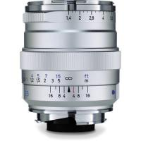 Cheap Carl ZEISS 35mm f1.4 DISTAGON T* ZM Lens SILVER Leica M Mount COSINA JAPAN for sale