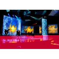 Cheap High Resolution Stage Rental LED Display 5.95mm Pitch With 1920Hz High Refresh for sale