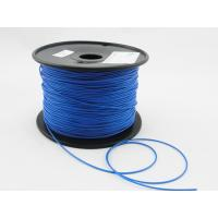 Cheap Professional Blue Flexible 1.75mm 3D Printing Material Filament With Printing for sale