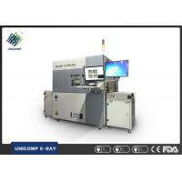 Buy cheap Unicomp High Speed inline SMT PCBA X-Ray Inspection System with Automotive from wholesalers