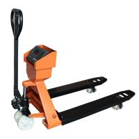 Cheap Hand Operated Forklift Truck Scales Rated Loading Capacity 1000kg for sale