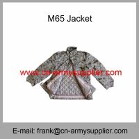 Cheap Wholesale Cheap China Army  Digital Camouflage Color  M65 Style  Military Coat for sale