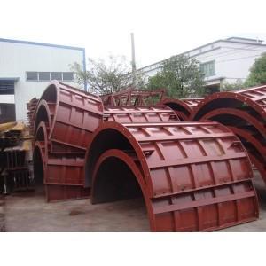 Cheap Dark Red 100 * 100 * 900mm Steel Formwork For Bridges , Tunnels , Walls , Docks , Reservoirs wholesale
