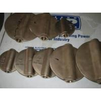 Cheap Bronze Sand Casting Butterfly Valve Disc for sale