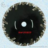 Cheap Deep Drop Diamond Segmented Saw Blade for Granite and Marble - DSSB19 for sale
