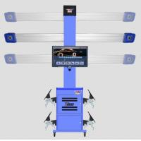 Cheap T288 Portable Digital Wheel Alignment Machine Tool With 3D Animation Demonstration for sale