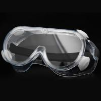 Cheap Anti Fog  Medical Safety Goggles , Medical Eye Protection Glasses Full Enclosed for sale