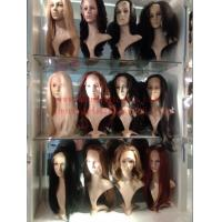 Cheap Full skin natural 100% human hair wig/full lace/front lace/ machined/hand tied wigs for sale