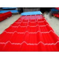 Cheap 0.44mm DX51D+Z steel roofing sheets Full hard or soft from China manufacture for sale