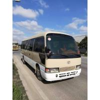 Cheap Good condition Japan Brand used Coaster bus toyota second hand mini coach bus for sale for sale