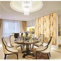 Buy cheap 0.7m width high quality waterproof mould proof modern styles PVC vinyl wallpaper from wholesalers