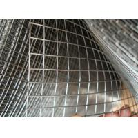 Cheap Electric Galvanized Welded Wire Mesh 2'*2'*1M*15M*18Kg For Building Construction for sale
