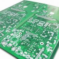 Cheap 10-layered HDI Board with ENIG Finish, FR4, 0.1mm Width and Space, 0.3mm Aperture for sale