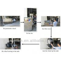 China Customized Tyre Cleaning Machine Ultrasonic Engine Cleaner 453.6L on sale