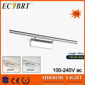China Modern 5050SMD chip 7W LED Bathroom Mirror Light on sale