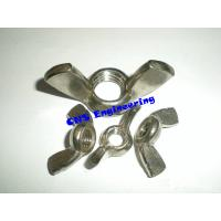 Cheap Stainless Steel Wing Nut for sale